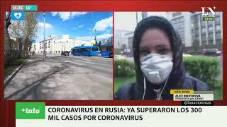 Coronavirus en Rusia: ¿Cómo es la vida allá en pandemia