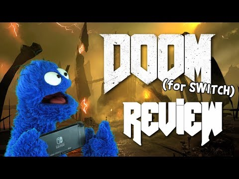 connectYoutube - DOOM Review (Switch) │ The Nintendo Fan's Shooter