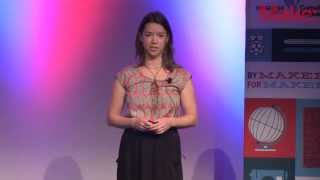 Jenn Turliak: MakerCon New York 2014
