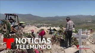 México, tercer país más afectado por COVID-19 en América Latina   Noticias Telemundo