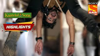 Inspector Agni Hanged Upside Down By His Mother | Kaatelal backslashu0026 Sons | Episode 175 | Highlights - SABTV