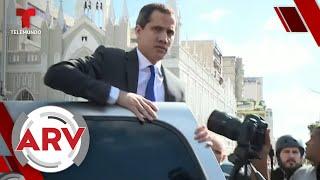 Congresistas opositores retoman el parlamento en Venezuela   Al Rojo Vivo   Telemundo