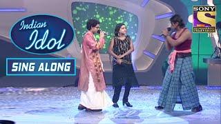 'Meri Pyari Bindu' का Comical Rendition | Indian Idol | Sing Along - SETINDIA