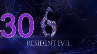 Прохождение Resident Evil 6 [Часть 30 Корабль]