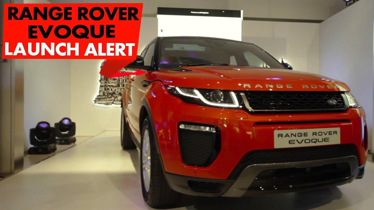 நியூ launch alert: 2016 ரேன்ஞ் ரோவர் evoque : powerdrift