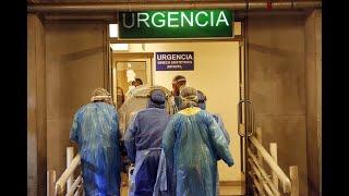 Más de 130 personas deberán cumplir cuarentena tras brotes de COVID-19 en Hospital de Concepción