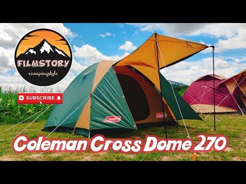 เต็นท์-Coleman-Cross-Dome-270-