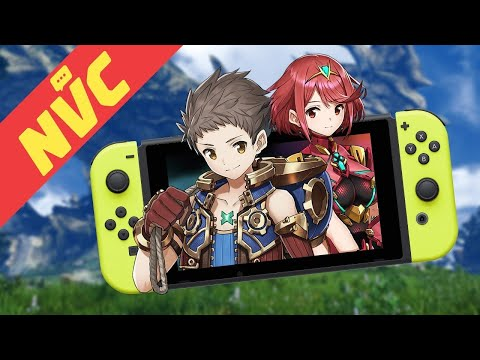 connectYoutube - The Last Big Game of  the Year: Xenoblade Chronicles 2 - NVC Ep. 384