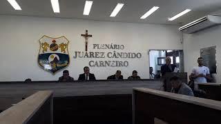 15° SESSÃO ORDINÁRIA REALIZADA NO DIA 07/06/2019