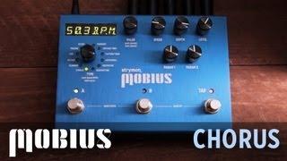 strymon Mobius chorus demo