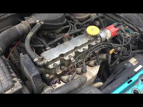 Opel Corsa 1995 m dalys
