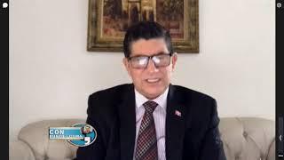 TRIFFOLIO PIDE A LOS TELEVIDENTES ACATAR MEDIDAS CONTRA EL CORONAVIRUS Y EVITAR LA POLITIQUERÍA