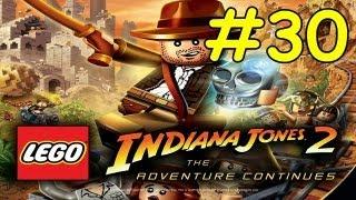 Lego Indiana Jones 2 Walkthrough Raiders Of The Lost Ark Belloq Battle