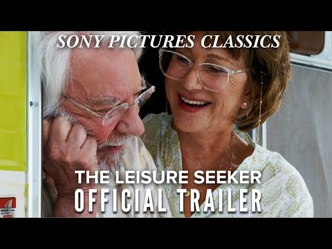 The Leisure Seeker (2017) - Official Trailer