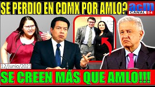 INCREÍBLE, MORENOS CULPAN DE DERROTA EN CDMX A AMLO!!! ANDAN MUY MAREADOS, CUANDO GANARON POR AMLO!!