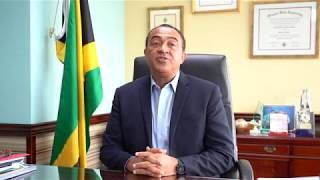 Minister Dr Christopher Tufton Confirms Jamaica's 1st Coronavirus Case And Warns The Public   CVMTV