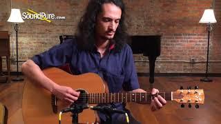Goodall Aloha Koa Standard Cutaway Acoustic #6132 (Used) Quick n' Dirty