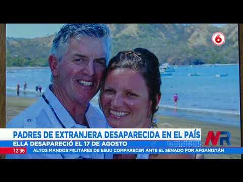 Canadienses piden ayuda para encontrar a su hija desaparecida en el país