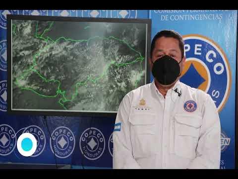 Pronóstico COPECO Lunes 17/5/2021 / Will Ochoa pronosticador de turno.