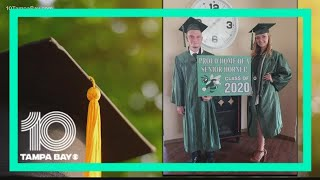 No pomp due to circumstance: Parents, students disappointed with in-person graduation cancellations