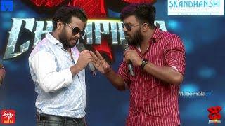 Sudigali Sudheer backslashu0026 Hyper Aadi Hilarious Fun - Dhee Champions (#Dhee12) - 30th September 2020 - MALLEMALATV