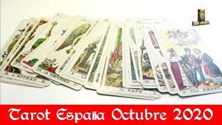 ???????? Tarot para España - Octubre 2020 (el gran cambio VER)