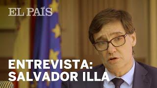 Entrevista a SALVADOR ILLA, ministro de SANIDAD | La crisis del #CORONAVIRUS