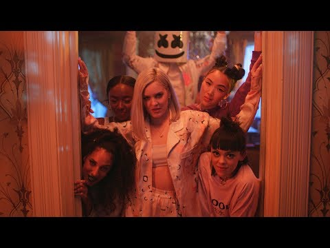connectYoutube - Marshmello & Anne-Marie - FRIENDS (Music Video) *OFFICIAL FRIENDZONE ANTHEM*