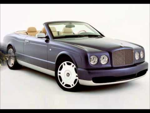 Bentley Azure features