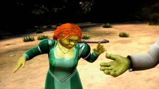 Shrek Forever After Walkthrough Ending HD pt38.