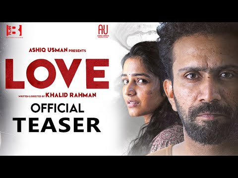 Love Official Teaser | Rajisha Vijayan | Shine Tom Chacko