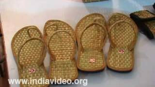Bamboo Furniture And Crafts Dilli Haat Travel New Delhi