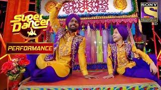 Bishal और Vaibhav के भांगड़े ने जीता Shilpa का दिल   Super Dancer Chapter 2 - SETINDIA