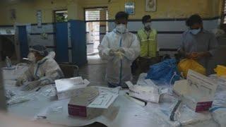 La odisea de encontrar cama en un hospital en plena pandemia en la India
