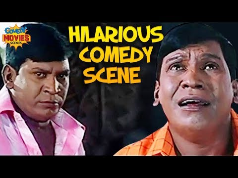Vadivelu Hindi Comedy Video | Best Funny Videos | Mawaali Ek Mastana Film | Comedy Movies Scenes