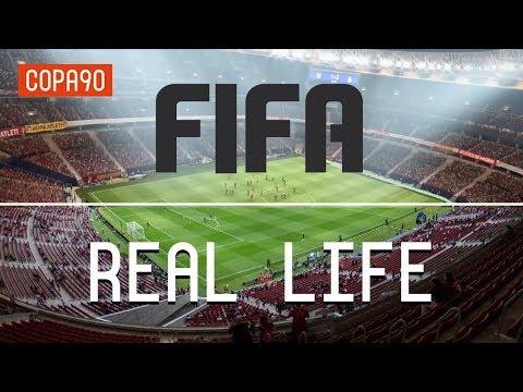 Exclusive: FIFA Atmopsheres v Real Life Atmospheres