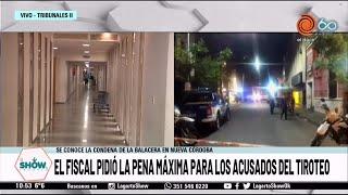 Se conoce la condena por el tiroteo en Nueva Córdoba