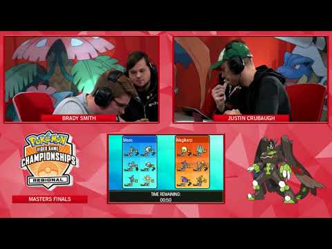 connectYoutube - 2017 Pokémon Memphis Regional Championships: VG Masters Finals