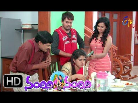 Nandini Vs Nandini   17th March 2017    Full Episode 269   ETV Plus   cinevedika.com