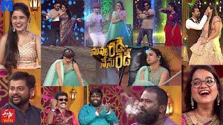 Nuvu Ready Nenu Ready Triple Damaka Latest Promo - Ravi,Vindhya  - Husband's Vs Wife's - MALLEMALATV