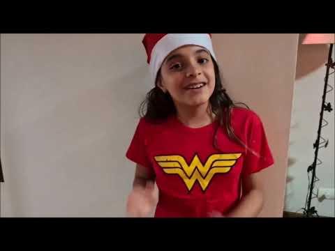 Homenagem de Natal - 4º Ano A - Profa. Tatiana