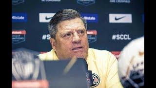 Miguel Herrera sobre el 1-1 ante Comunicaciones: ''Nosotros teníamos que haber ganado el partido''