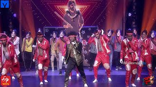Karthik Performance Promo - DHEE 13 - Kings vs Queens Latest Promo - 14th July 2021 - #Dhee13 - MALLEMALATV