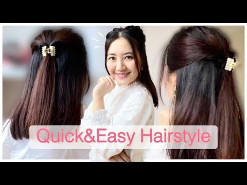 [ไม่มีบทพูด]Quick&Easy-Hairsty