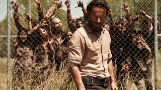 The Walking Dead Season 5 Panel Reactions - Comic Con 2014
