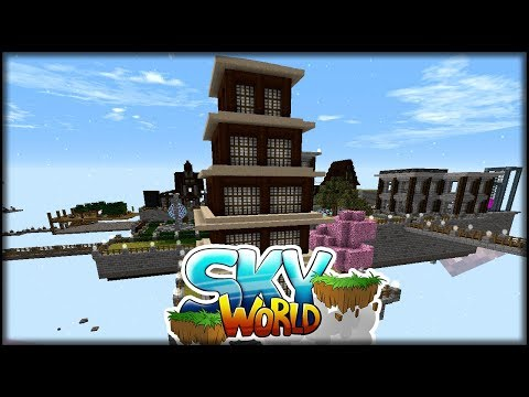 Endlich das Pagoden Update! | Minecraft SkyWorld #31 | Minecraft Modpack