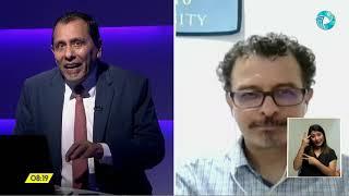 Escenarios politicos para Costa Rica en proximas semanas, entrevista con Ronald Alfaro, politologo