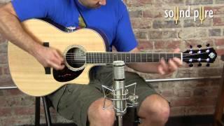 Morgan CVR Acoustic Guitar Demo at Sound Pure (HD)Morgan CVR Acoustic Guitar Demo at Sound Pure (HD)
