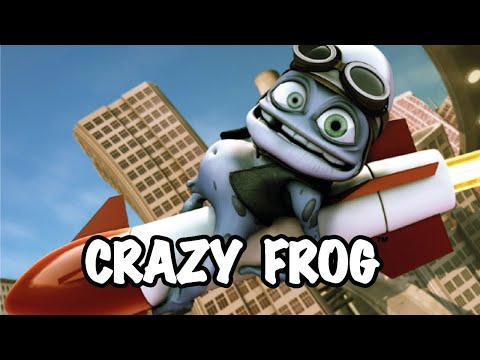 connectYoutube - Crazy Frog - Axel F