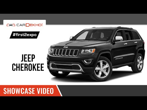 #first2expo | Jeep at Auto Expo | Showcase Video | CarDekho@AutoExpo2016